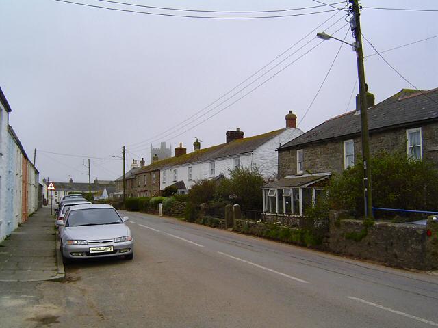 St Buryan - Penwith, Cornwall