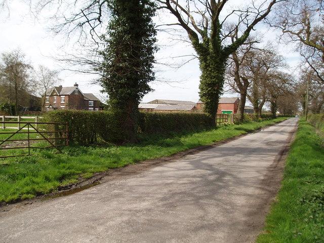 Hulse House Farm, Hulse Lane, near Lach Dennis