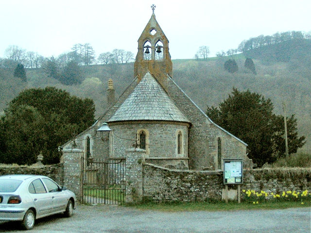Chapel at Lower Chapel