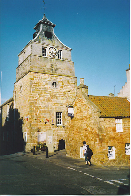 The Tolbooth, Crail.