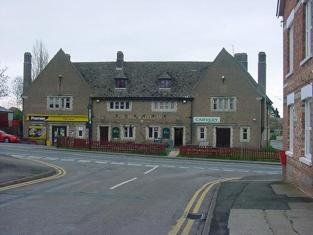 Churchdown - The Bat and Ball Inn