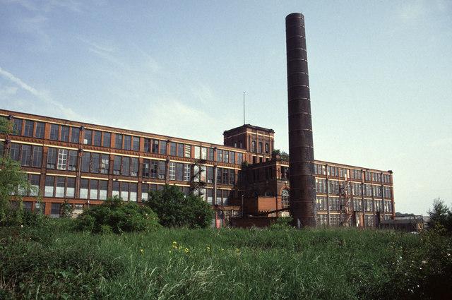 Nile Mill, Hollinwood