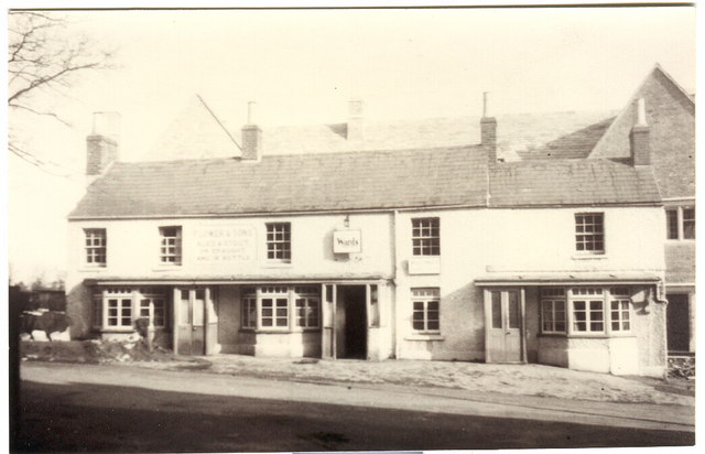Churchdown - the old pub
