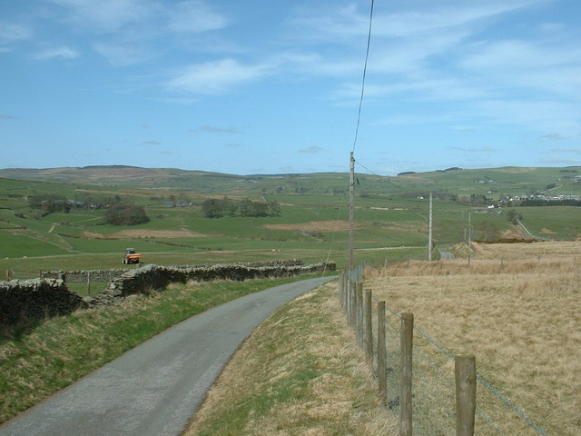 Looking back to Cerrigydrudion