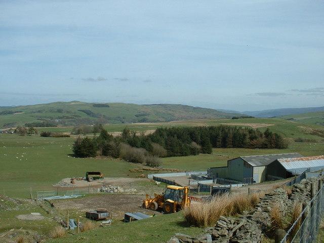Bryn-ffynnon Farm