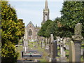 SJ6966 : Middlewich Cemetery by Ian Warburton