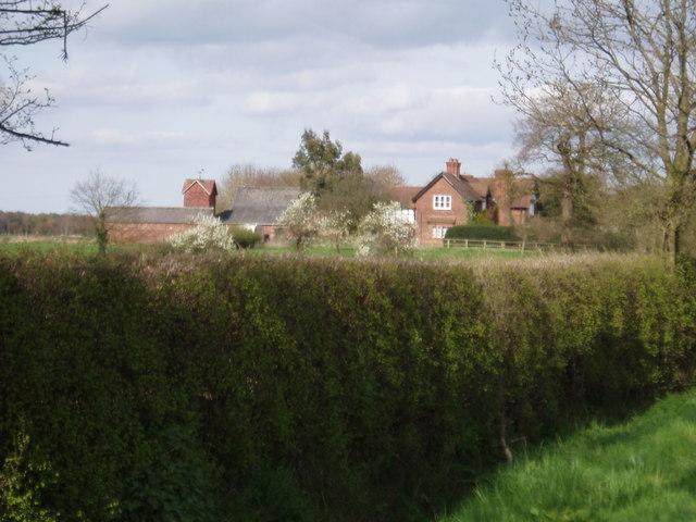Hollyhedge Farm, Middlewich Road, Knutsford