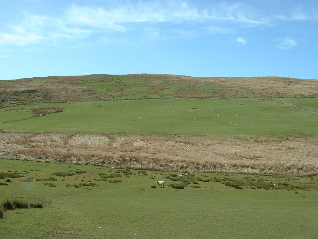 Farmland at Ucheldre