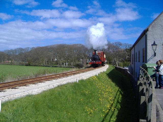 Steam Railway, Castletown