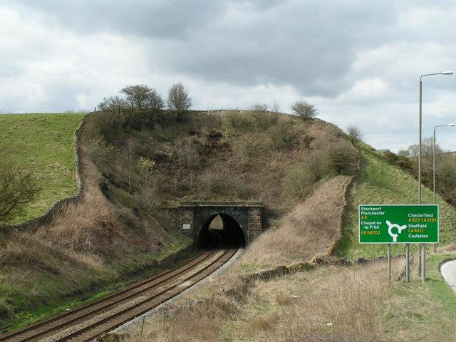 Barmoor Clough Tunnel
