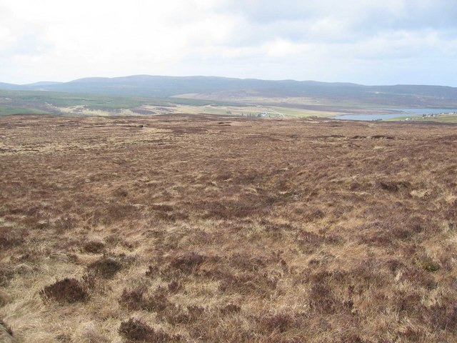 Moorland near Edinbane