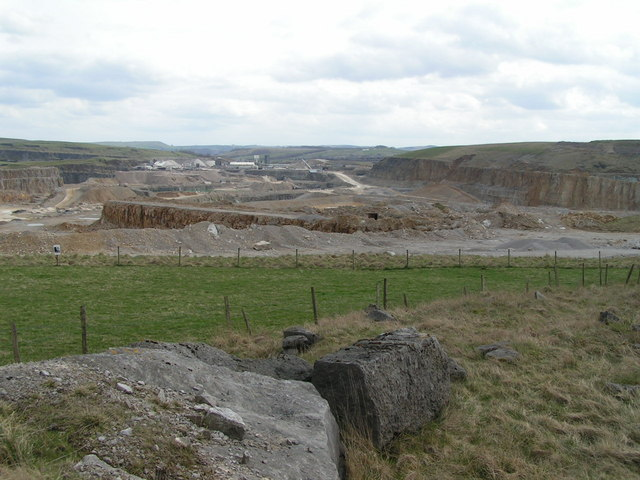 Dove Holes Quarry