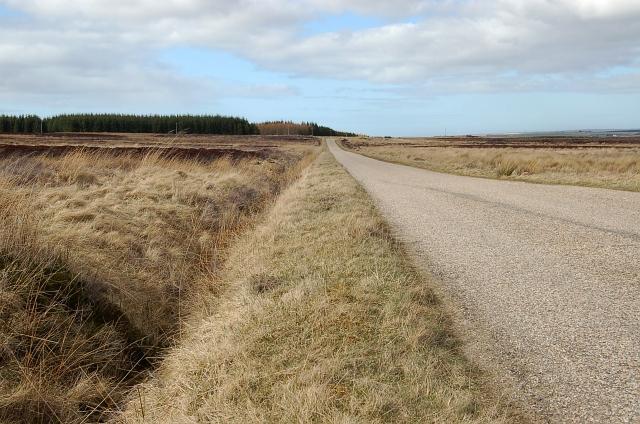 Lochmore Road by Dirlot