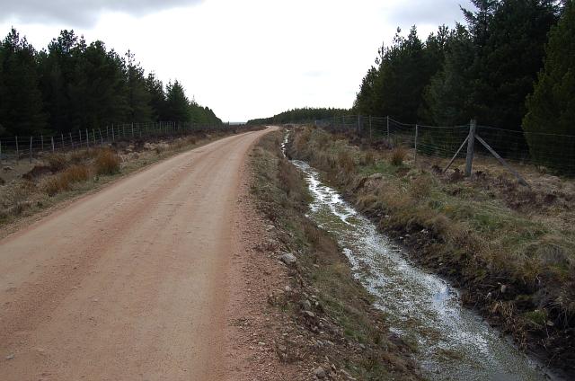 Road into Altnabreac