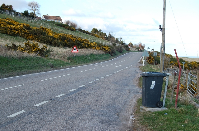 A9 at Lothmore