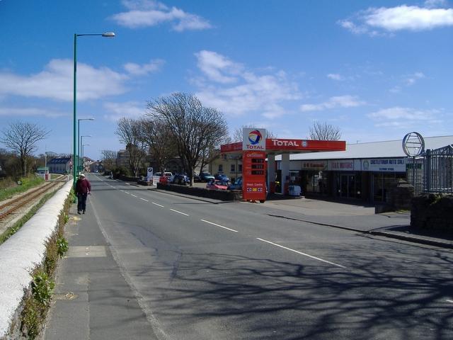 Alexandra road, Castletown