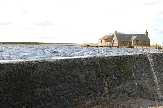 Lochmore Cottage and Dam
