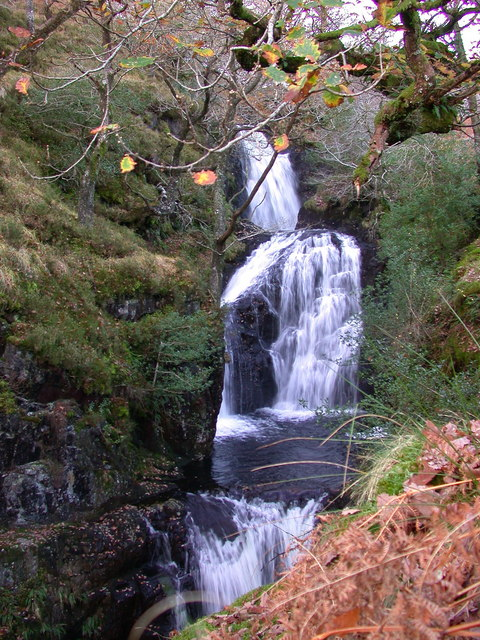 Buchan Burn Waterfall
