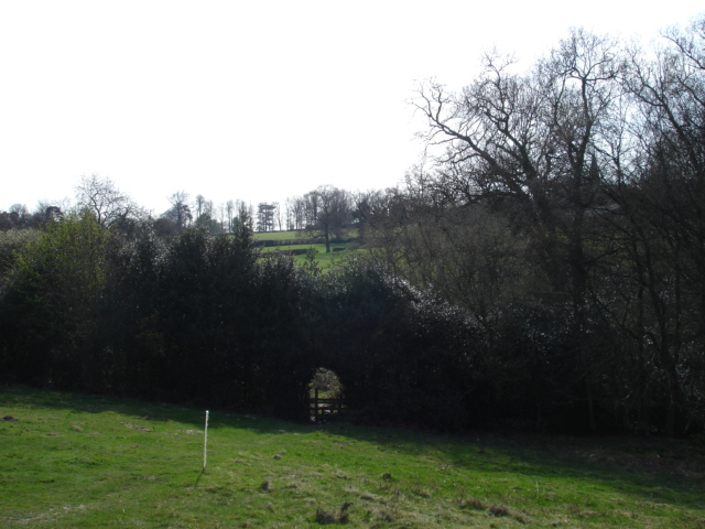 Stile/Footbridge Old Heathfield East Sussex
