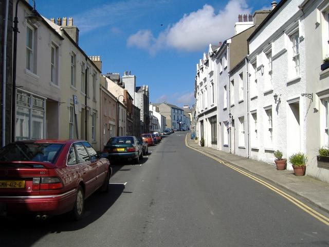 Athol street, Port St. Mary