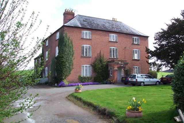 New Weston Farm, Bredwardine