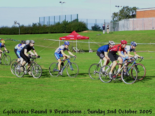 Branksome School :  Cyclocross