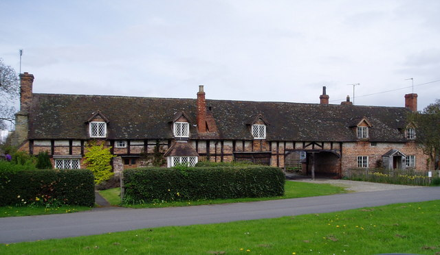 Bromfield houses