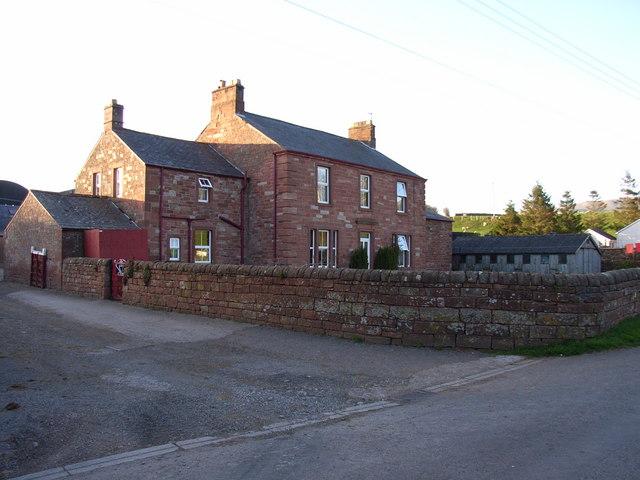 Hole Farm House