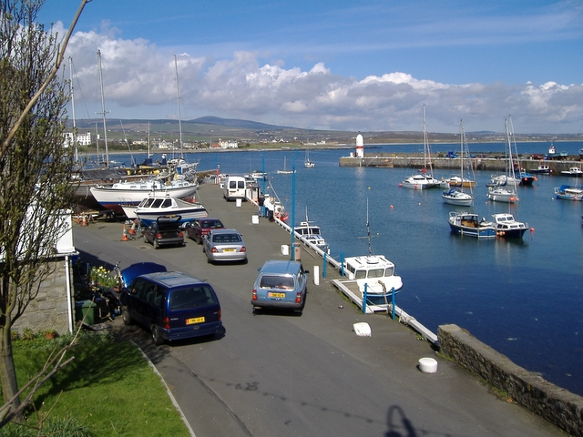 Inner Harbour, Port St Mary