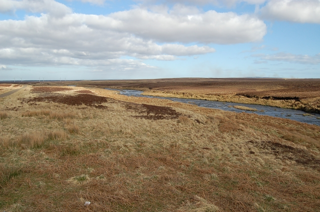 Thurso River east of Strathmore