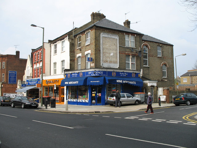 Camden Terrace - East Finchley