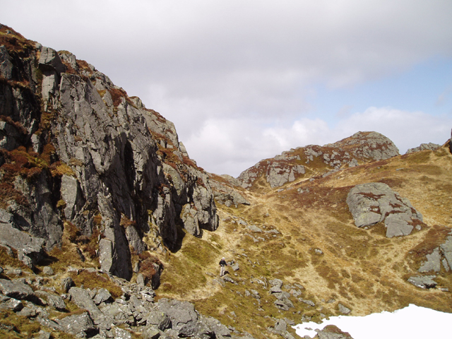 The Beallach nan Cabar