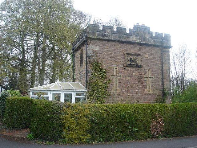 Penwortham Priory Lodge