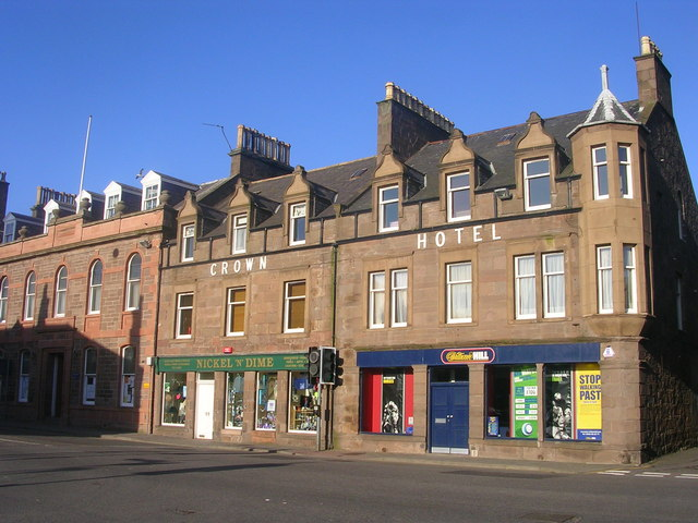 Crown Hotel, Stonehaven