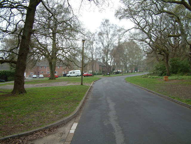 Moors Close, Hurn