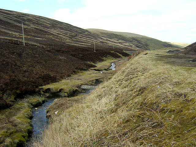Glengonnar Water Near Leadhills