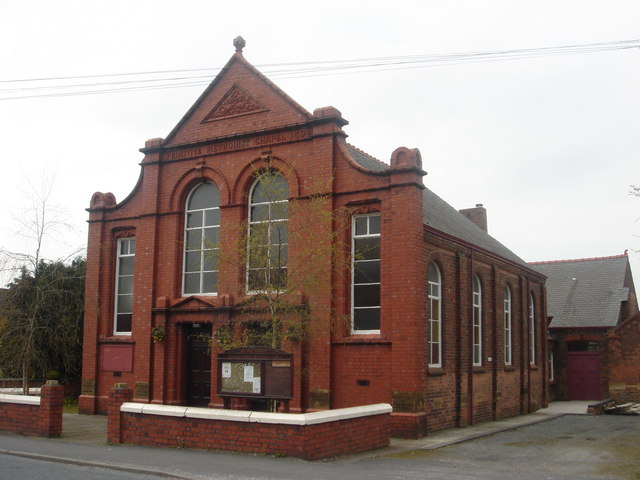 Walmer Bridge Methodist church
