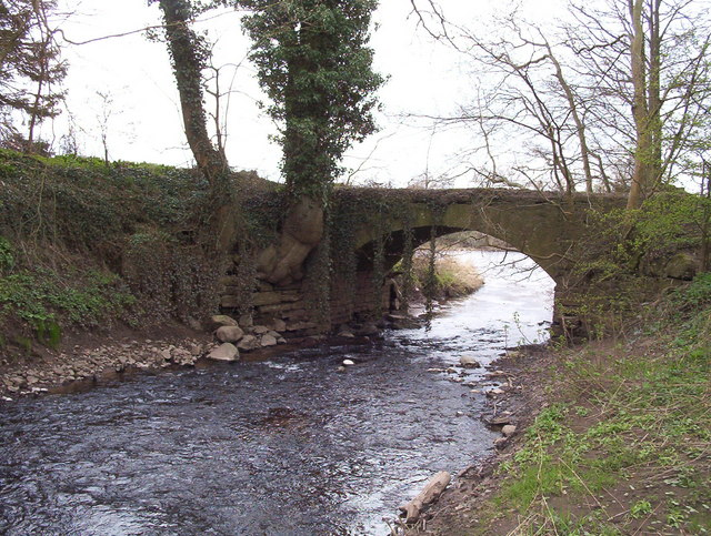 Bridge over the wee burn