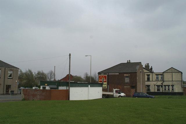 Rear of Warrington Road premises