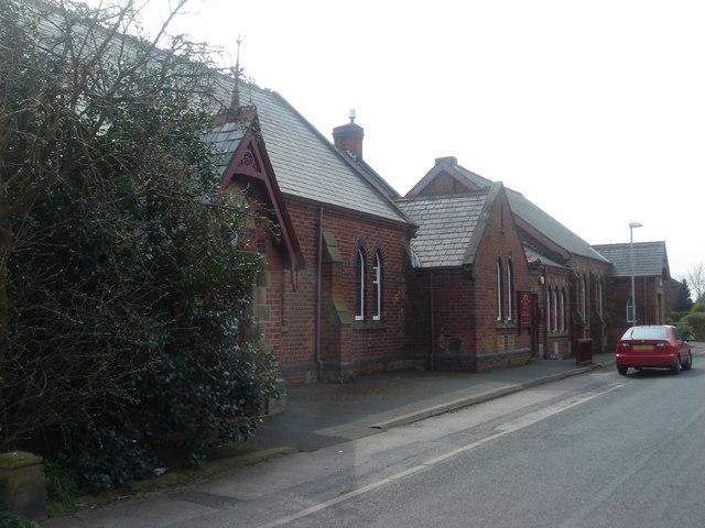 Hoole Methodist Church, Goose Green