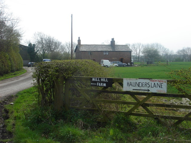 Mill Hill Farm, Haunders Lane