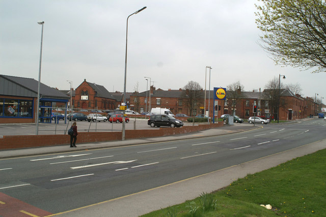 A573/A577 junction