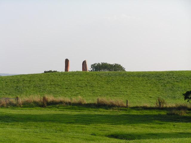 Modern Standing Stones