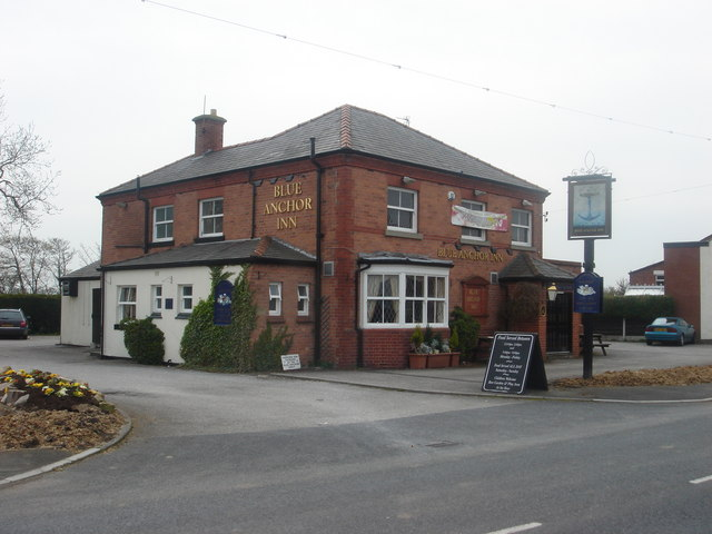 Blue Anchor Inn, Bretherton