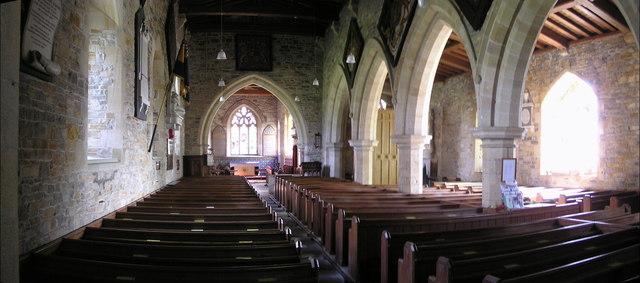 St. John the Baptist : Stanwick-St-John