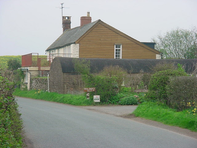 "Harewood End - ""Swaynes Diggins"" cottage."