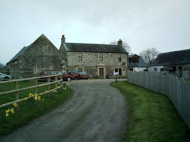 Mid Moncur Farm Kilwinning
