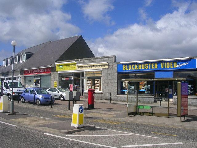 Shops at Seafield, Aberdeen