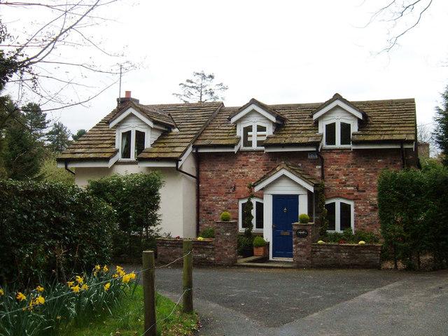 Smithy Cottage, Mottram Cross