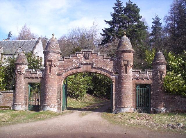 Beautiful Gateway